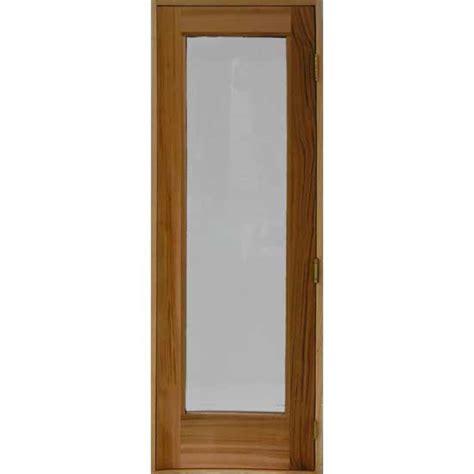 glass sauna door residential sauna door 16 quot x67 quot glass window
