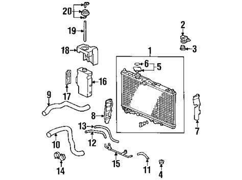 1997 honda accord parts diagram 1997 honda accord parts