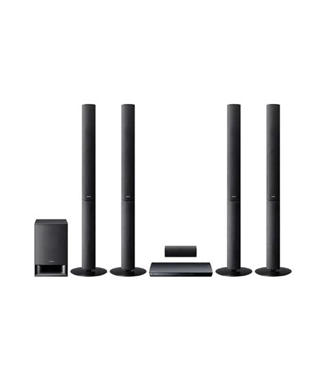 Home Theater Sony Bdv E690 buy sony bdv e690 5 1 dvd home theatre system at best price in india snapdeal