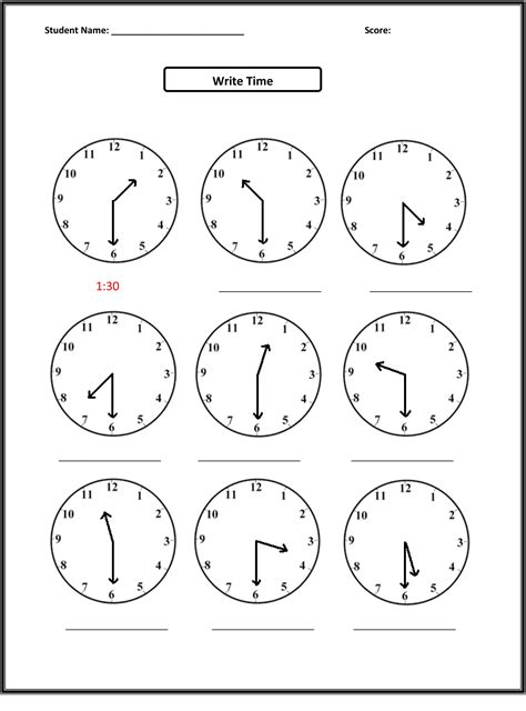 Printable Elapsed Time Sheets | easy elapsed time worksheets activity shelter