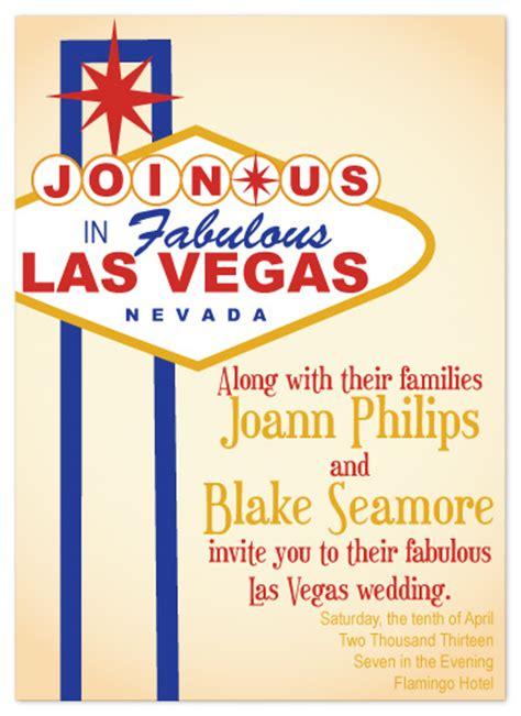 Wedding Invitations Viva Las Vegas At Minted Com Las Vegas Wedding Invitations Templates
