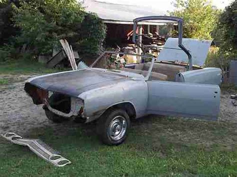find new 1965 chevelle convertible project car rod