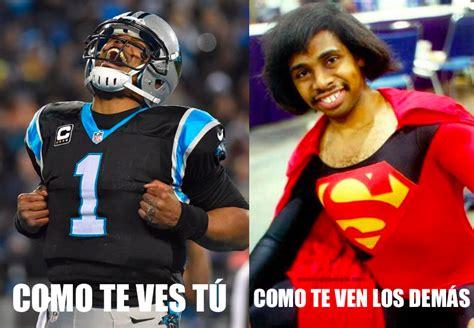 Memes Super Bowl - el super bowl 50 la final de un evento deportivo mundial