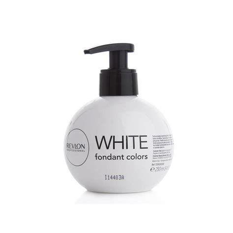 Revlon White revlon nutri color creme white 250ml