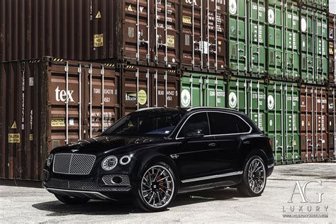 bentley bentayga rims ag luxury wheels bentley bentayga forged wheels