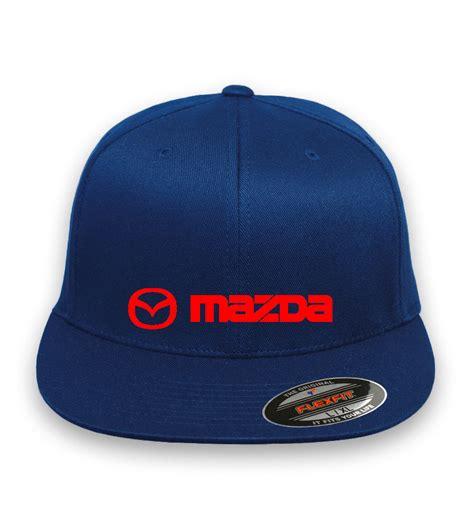miata logo mazda miata logo flex fit hat