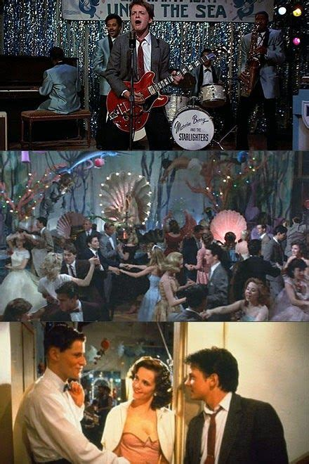 prom night back to the future 148 best images about the 80s on pinterest cara