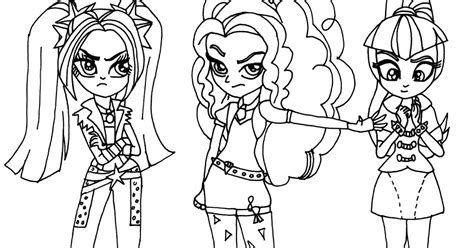 Free Printable My Little Pony Coloring Pages Villain In Mlp Eg Coloring Pages