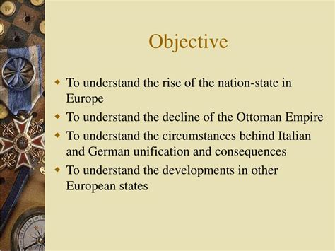 what caused the decline of the ottoman empire ppt the rise of the nation state powerpoint presentation
