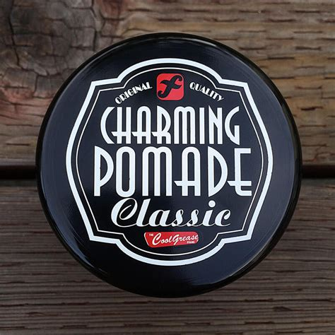 Pomade Smith Shine Based cool grease charming classic pomade based pomade