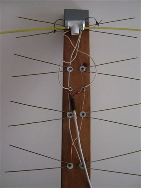 make your own low vhf antenna avs forum home theater discussions and reviews
