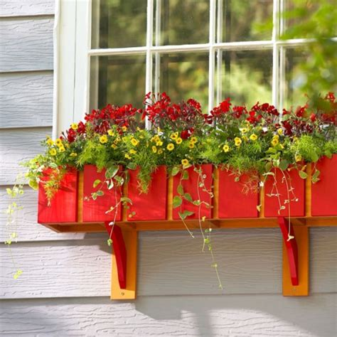 diy window box 15 cool diy window boxes with tutorials shelterness