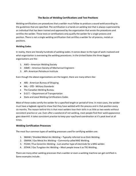qualification resume sle new welder resume template templates occupational
