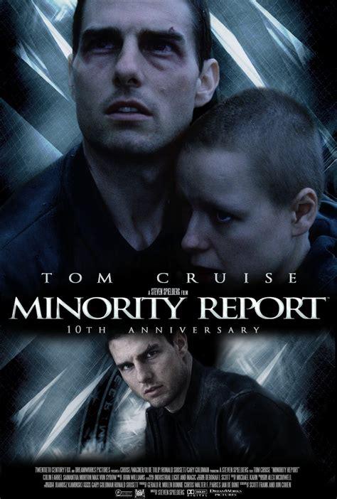 film minority report adalah le film rapport minoritaire