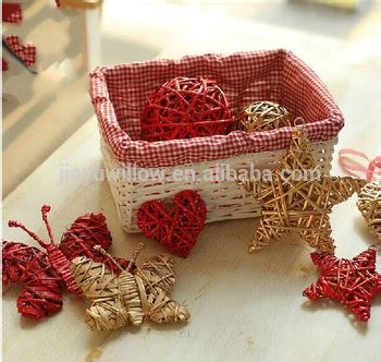 wicker christmas decor wholesale wicker chritmas decorative wicker decorative wicker