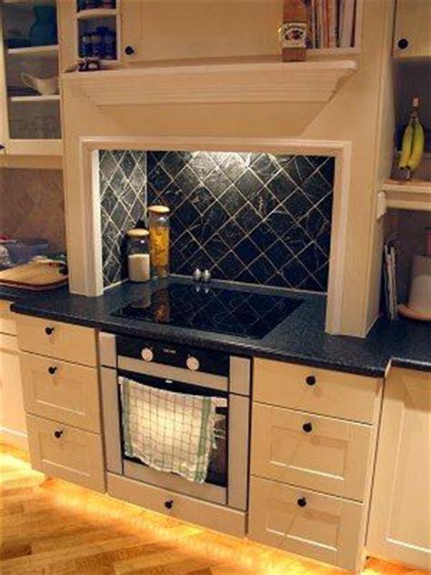 luxus küche wohnideen wohnzimmer blau