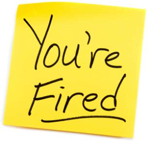 Can You Get Fired For Applying To Other Before You Say You Re Fired Firing A Pastor Or Engaging