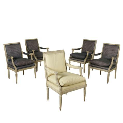 poltrone antiquariato gruppo di poltrone neoclassiche sedie poltrone divani