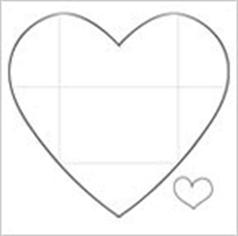 printable heart envelope krokotak heart shaped envelope and card