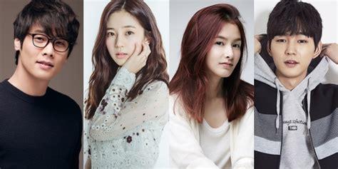 film korea jugglers baek jin hee cast in kbs2 drama series jugglers