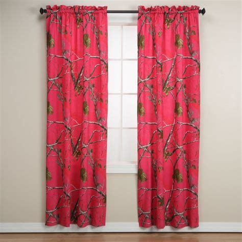 pink mossy oak curtains 162 best camo home decor images on pinterest camo