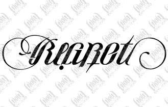 tattoo fonts reversible regret nothing ambigram inkspiration pinterest