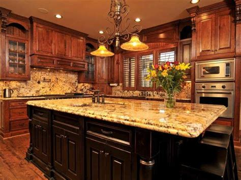 Tuscan Home Decor Ideas Tuscan Mansion Kitchen Homes And Plans Pinterest