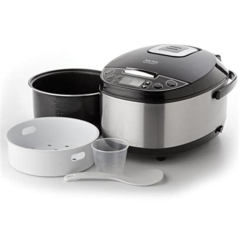 Rice Cooker Food Grade aroma housewares professional 6 cup uncooked rice resulting in 12 cup