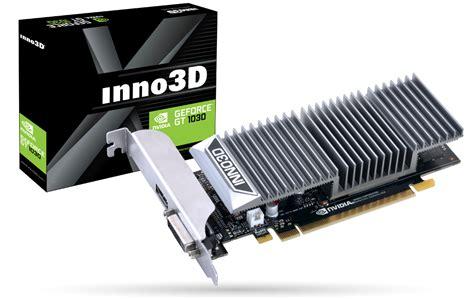 Vga Nvidia Colorful Gt 1030 2gb Ddr5 inno3d