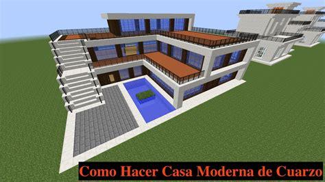 foto de una casa como hacer una casa moderna en minecraft pt1 youtube