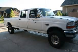 1990 ford f 350 crew cab specifications pictures prices
