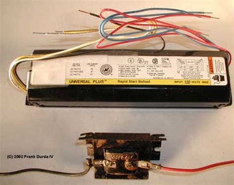 What Is Ballast In Fluorescent Light Fixture Fluorescent Lighting Fluorescent Lights Ballast Replacement Chart Fluorescent Light Ballast