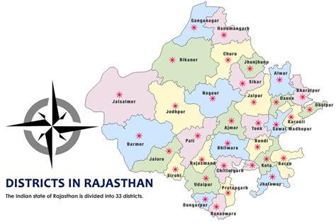 rajsthan maps rajasthan map map of rajasthan political tourism