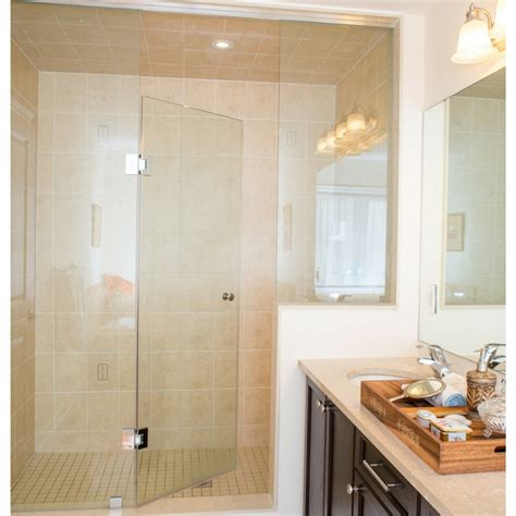 Install A Shower Door 5 Questions To Ask Before Installing A Glass Shower Door