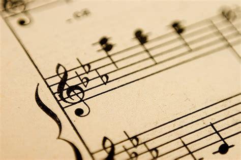 Imagenes Vintage De Notas Musicales | el origen de la m 250 sica