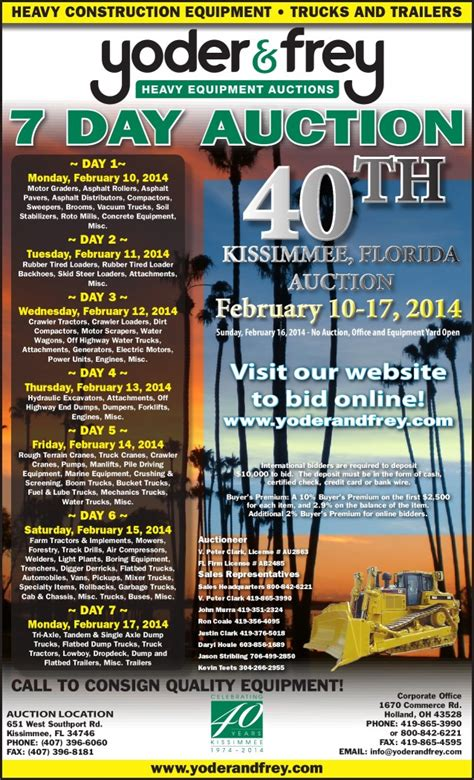 uspap printable version kissimmee fl february 10 17 2014 40th annual heavy