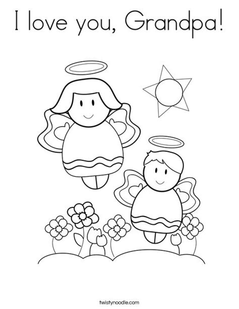 i love you papa coloring pages i love you grandpa coloring page twisty noodle