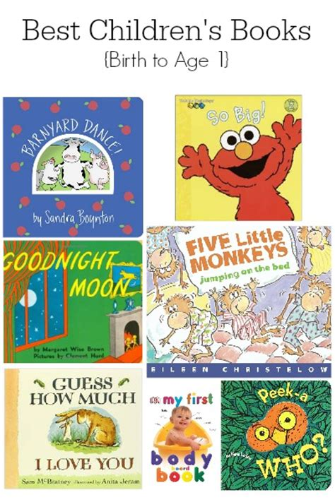 birth by books best children s books birth to age 1 experiencing