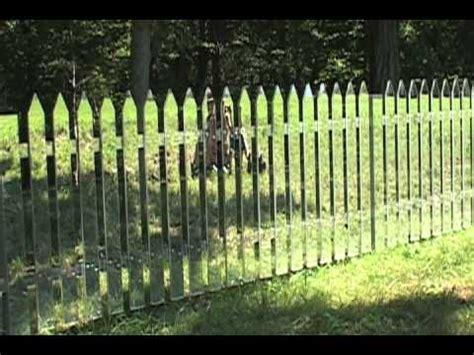 Alyson Shotz alyson shotz mirror fence youtube