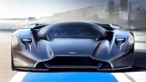 Aston Martin and Red Bull will build a hypercar   Top Gear