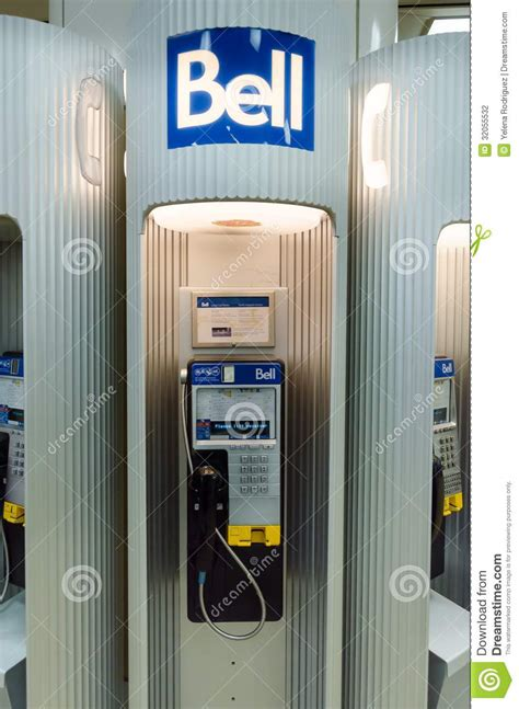 Bell Phone bell s pay phone threaten editorial photography image 32055532