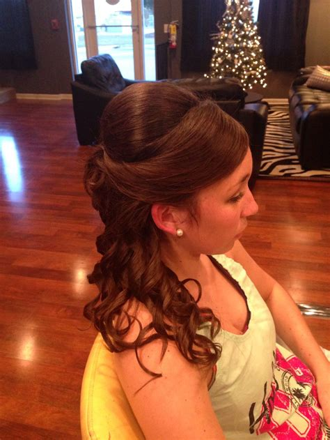 hairstyles for pageants for teens pageant hairstyle prom pageant pered pinterest