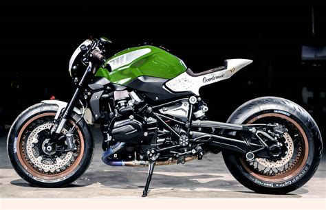 Bmw R1200r by Vtr Customs Bmw R1200r 171 Motorcycledaily Motorcycle