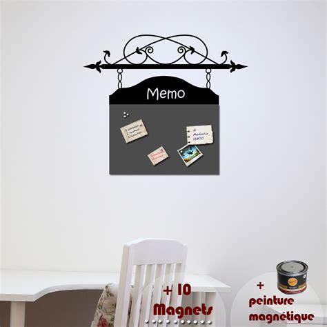 Memo Stickers papier peint magn 233 tique peinture magn 233 tique avec sticker