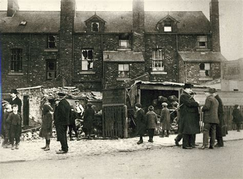 Hartlepool Records Streets In West Hartlepool In The Early World War