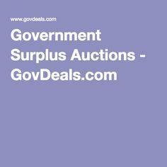 govdeals government surplus auctions 1000 images about budget hacks on pinterest roth ira