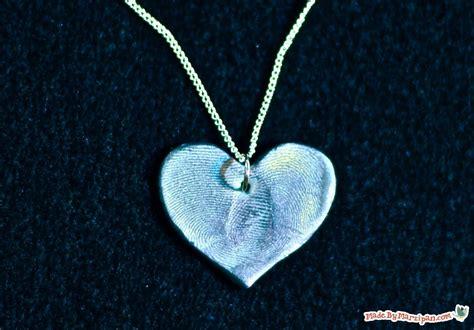 make fingerprint jewelry fingerprint jewelry made by marzipan