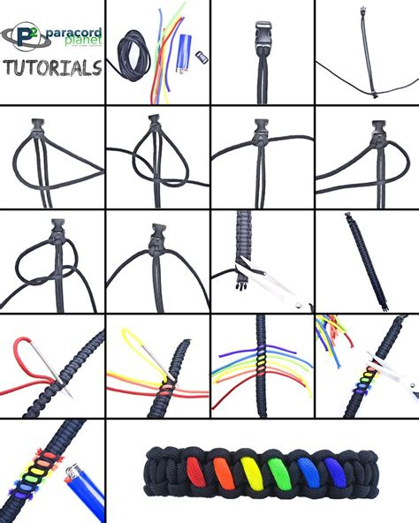 how to make a paracord bracelet with two colors 25 unique paracord bracelet designs ideas on