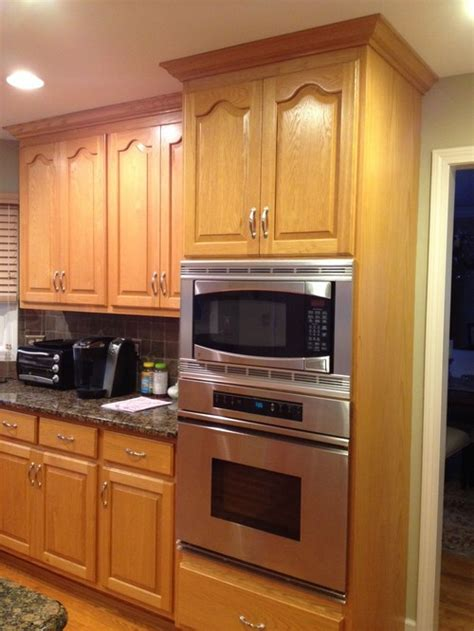 Painted Oak Kitchen Cabinets Painting Oak Kitchen Cabinets