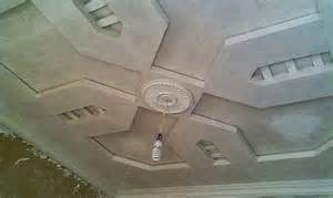 faux plafond design salon au maroc